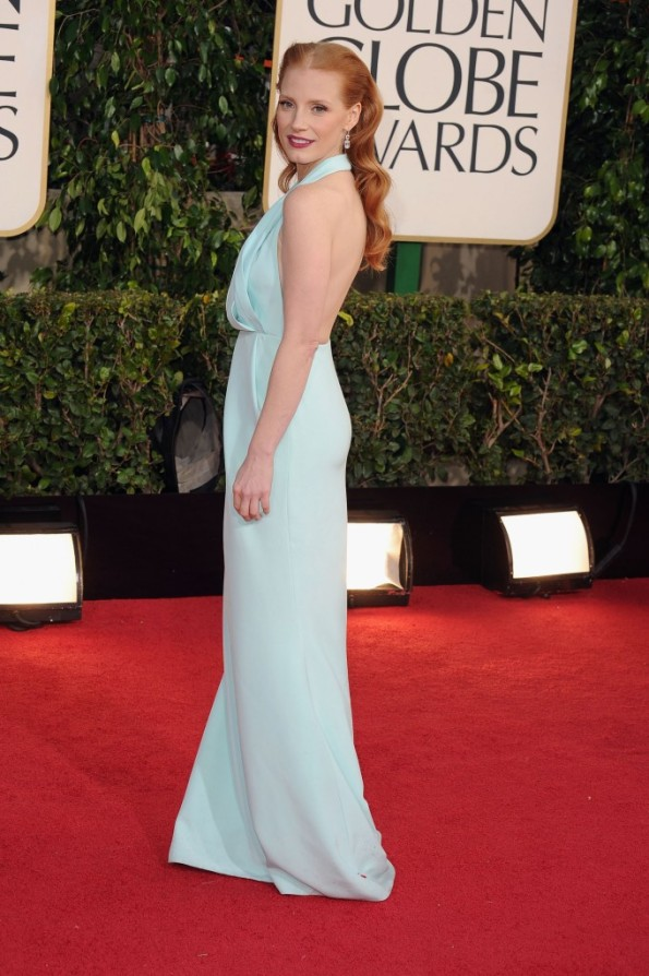 chastain jessica-calvin-klein-collection-GOLDEN-GLOBE-awards-011313-ph_wireimage_global-6mos-SIDE-681x1024
