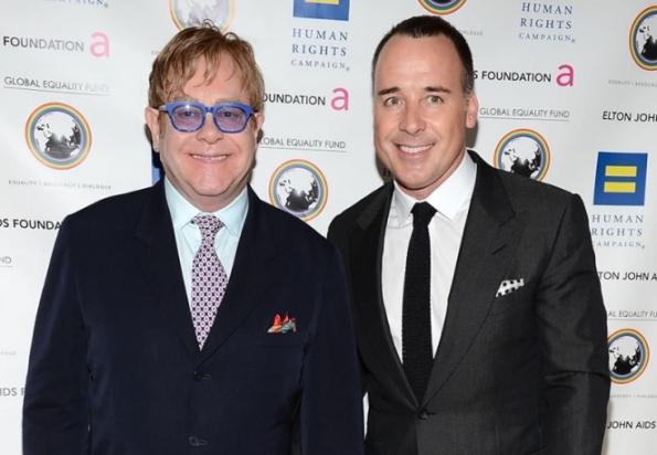 Elton John, secondo figlio per il celebre artista inglese