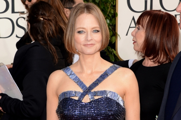 Jodie Foster, coming out in occasione dei Golden Globes