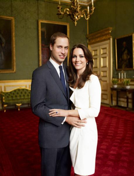 St. James's Palace, nascita prossimo metà luglio per il primo figlio del Principe William Windsor e Kate Middleton