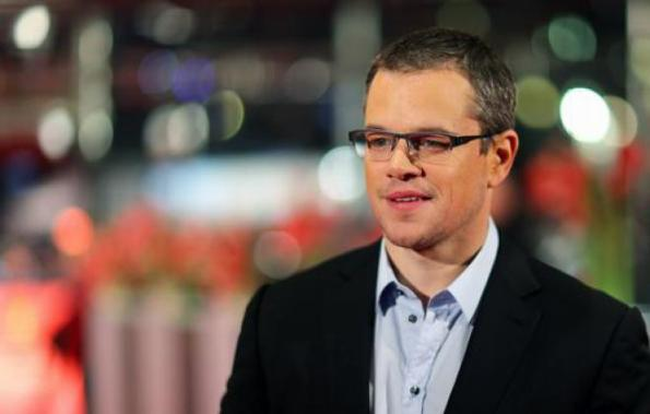 Matt Damon, Invidia per le rughe di Tommy Lee Jones