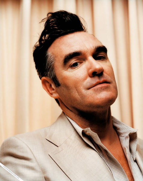 Steven Patrick Morrissey, propaganda per bandire le carni dai concerti