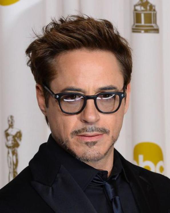 Robert Downey Jr, spinelli condivisi con un padre fuori del comune