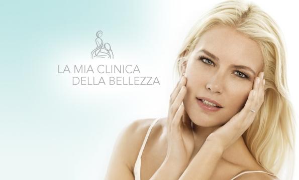 Valeria Mazza, nuovamente testimonial per la nuova campagna pubblicitaria per Clinians