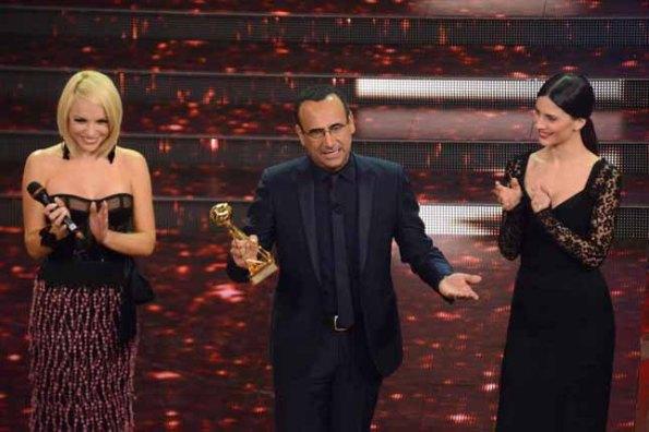 Sanremo, 54° Premio regia, Oscar Tv